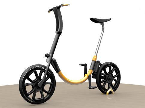folding e bike electric