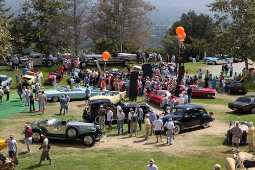 Art Center Revs Up For Car Classic 11 Artcenter News