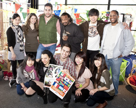 """Celebration of Cultures"" Week is one way that Art Center celebrates diversity on campus."