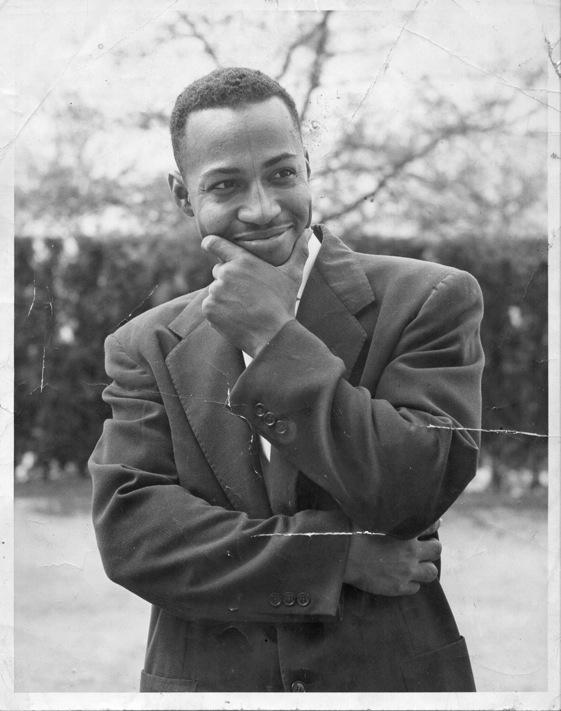 Emerson Terry at Art Center 1953