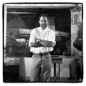 Richard Bunkall Portrait