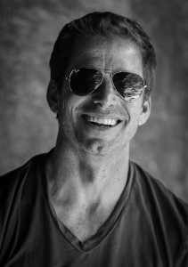 Zack Snyder at Art Center. Photo by Chuck Spangler.