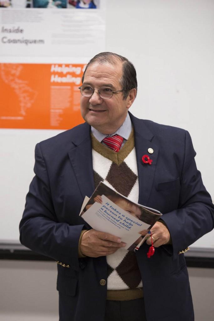 Dr. Jorge Rojas