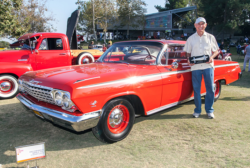 Big Bold American Award: Tony Garcia 1962 Chevrolet Impala 409 2-door coupe