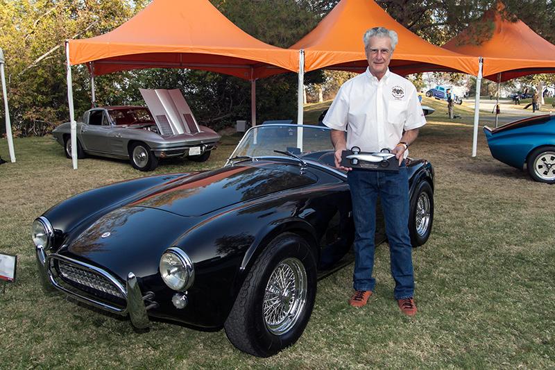 Designers Choice Award: Ben Reilig's 1964 Shelby 289 Cobra
