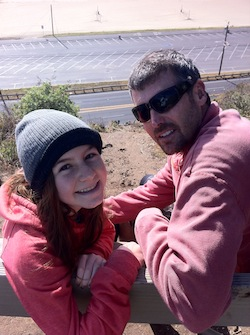 Hannah and John Mergery