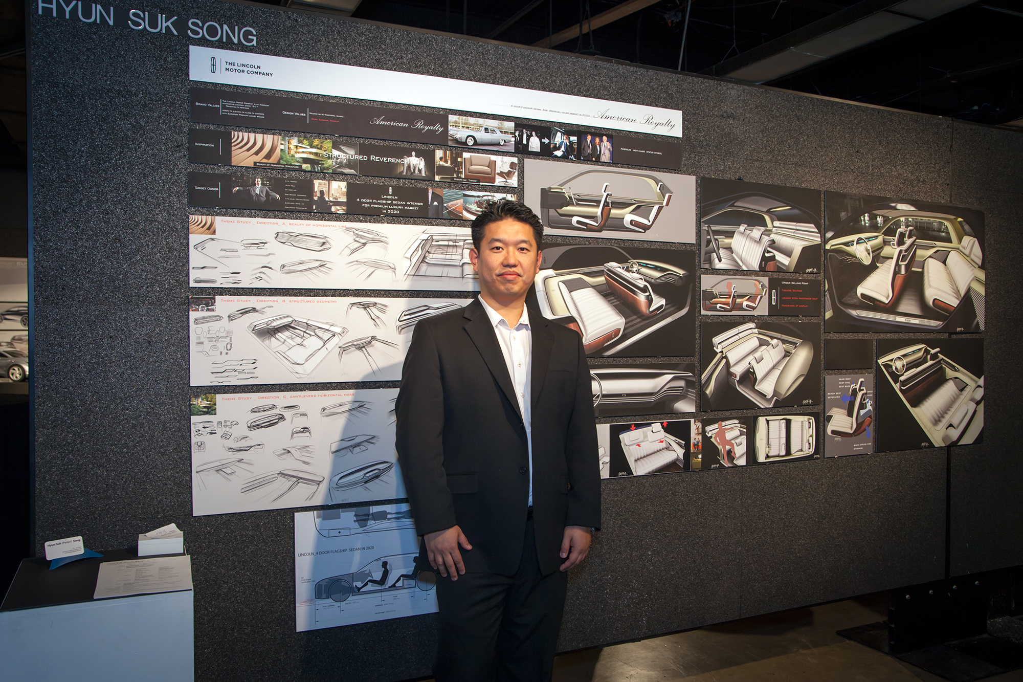 Hyun Suk Song - Transportation Design