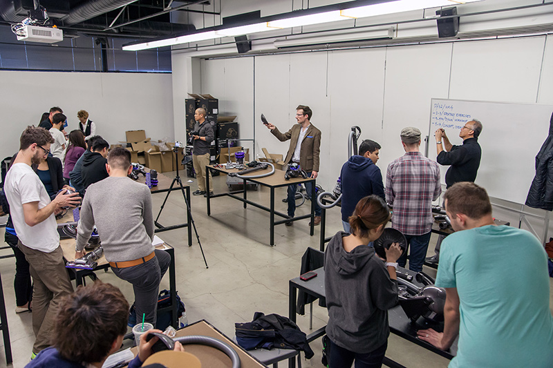 Dyson Dis-assembly workshop