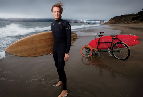 Yves Behar, shot for Vanity Fair by Jonas Fredwall Karlsson