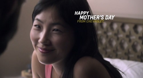 Mother's Day 30-second commercial for Chevrolet created and directed by film alum Jake Viramontez.