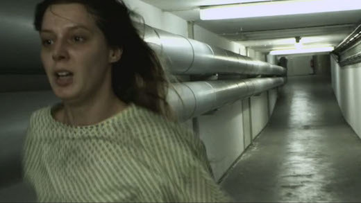 Still from Matthew Ward's Damned.