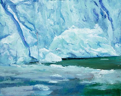 Perito Moreno glacier. Antrese Wood.