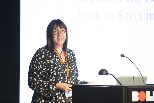 Lynda Weinman's BOLD keynote, September 2014