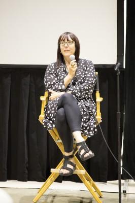 ynda Weinman at home at Art Center