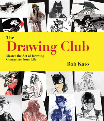 Alum and faculty member Bob Kato's new book explores The Drawing Club's role as a hotbed of communal creative expression